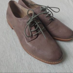 Frye Anna Oxford shoes size 9